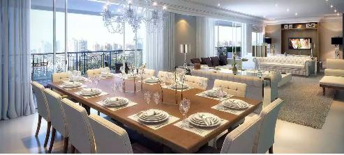 Lançamento Vila Mariana com 163 m2, ótima planta com 3 suítes, closet na master e varanda gourmet