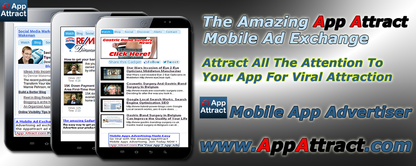 AppAttract Mobile App Ads