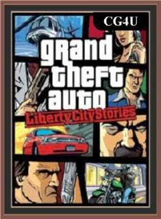 GTA Liberty City Stories Cover, poster