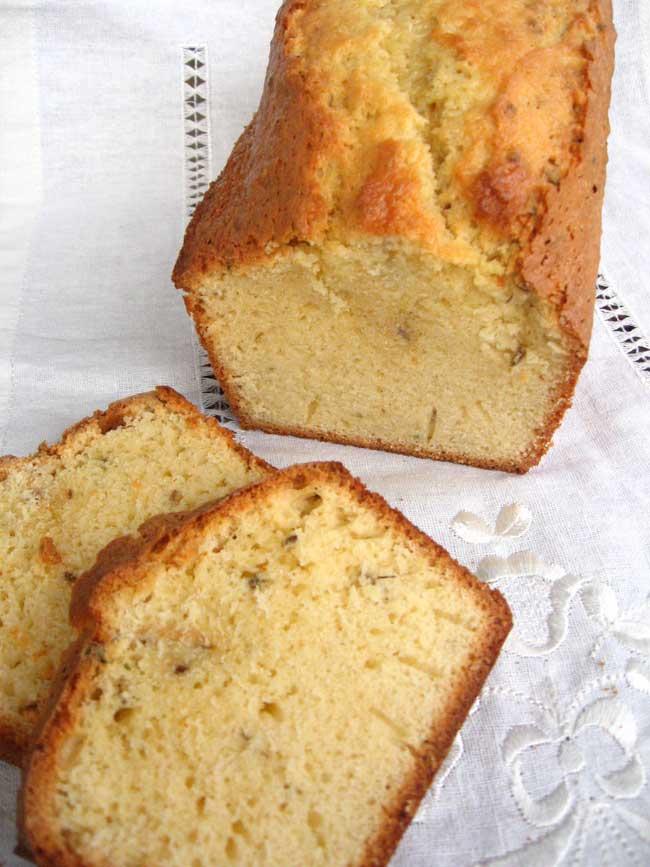 Bons Pound Cake