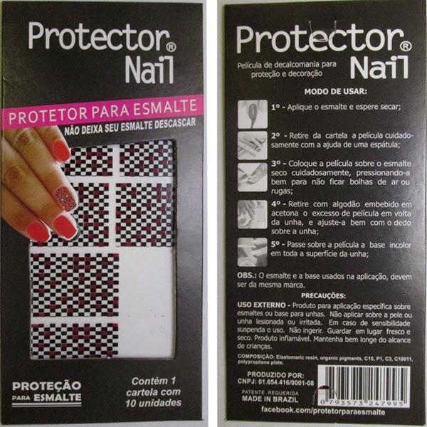 Película Protector Nail