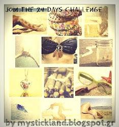 24 days challenge