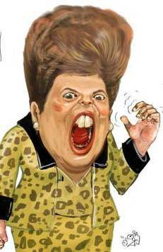 Tia Dilma Sapiens deveria criar o Ministério do Desenvolvimento da Corrupção