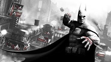 #25 Batman Wallpaper
