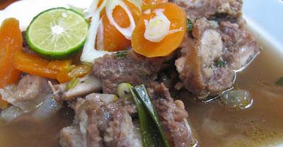 Resep dan cara memasak Sup Iga Sapi