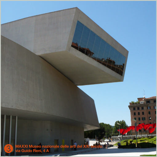 MAXXI - outside view