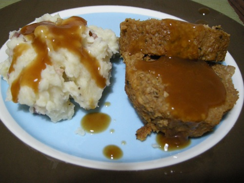 GOOD FOODIE: The Comfort of MeatLoaf