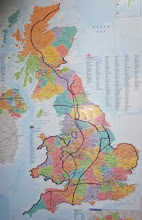 My UK long distance walks