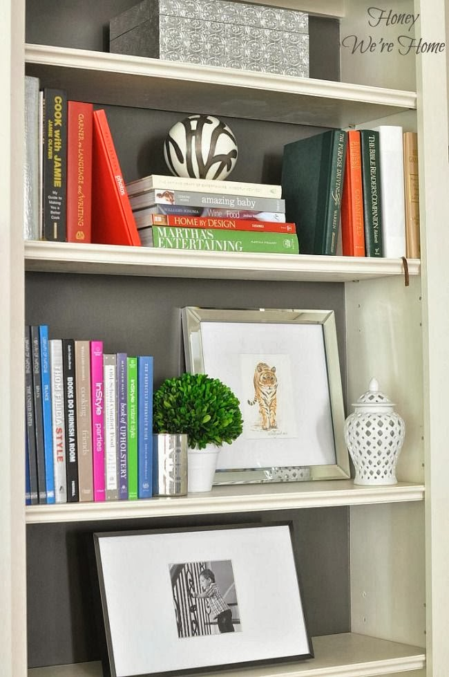 Painted Bookshelves Part - 37: Painted Bookshelves