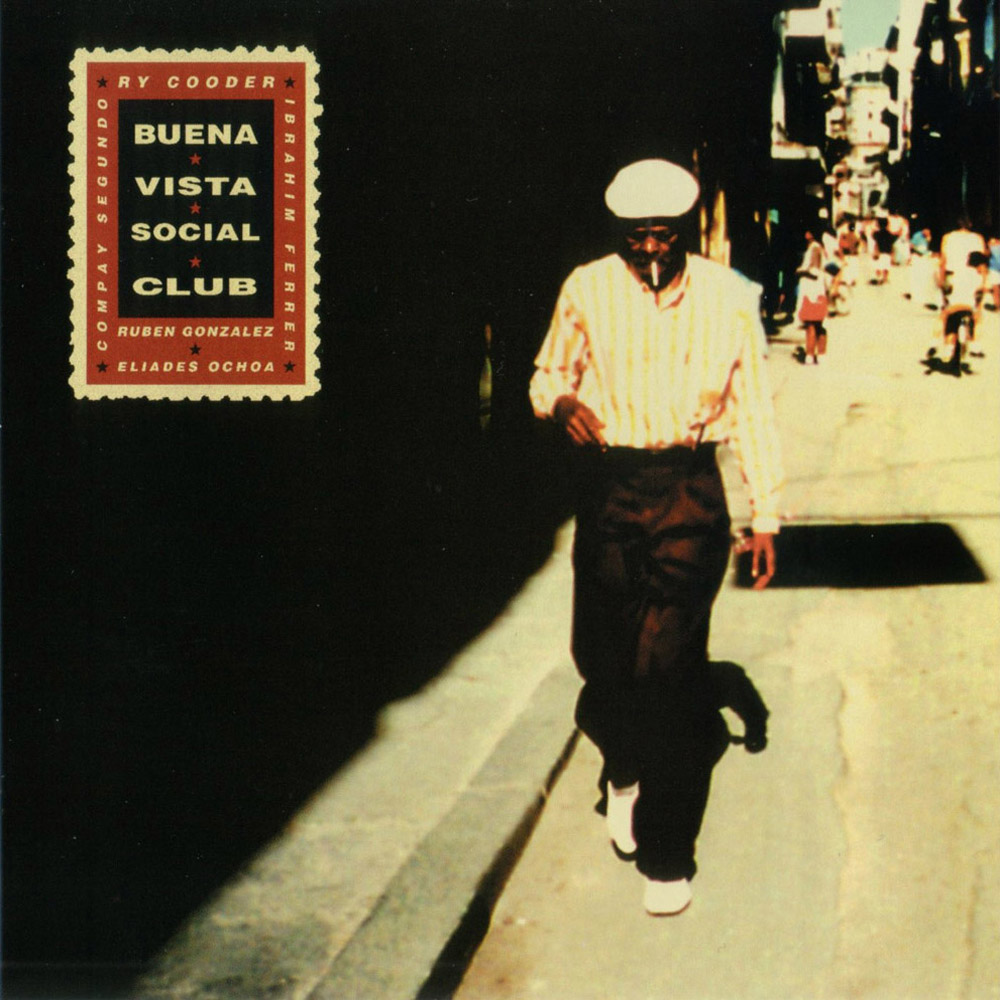 CDs in my collection: Buena Vista Social Club