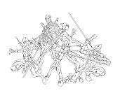 #4 G.I. Joe Coloring Page