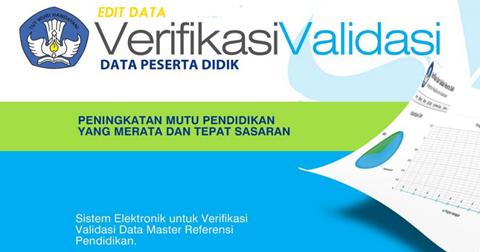 Pengajuan Perubahan Data Pada Verval Pd