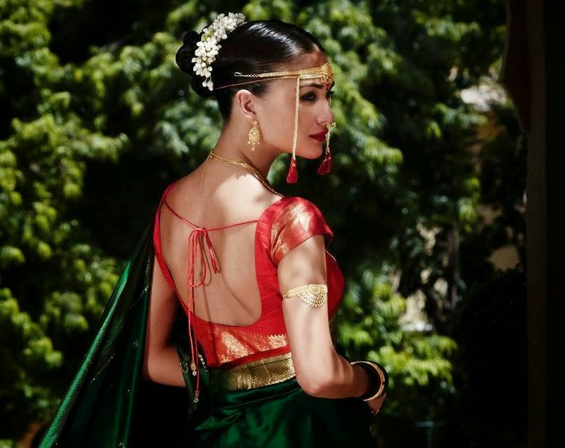 Amy Jackson Latest Bridal Look Photoshoot Gallery