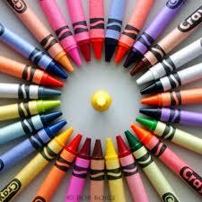 tekstur pensil