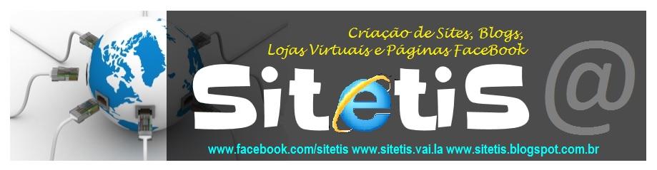 Criação SitetiS