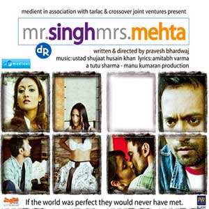 Mr. Singh Mrs. Mehta (2010) DVD