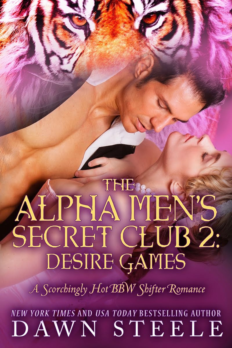 The Alpha Men's Secret Club 2: Desire Games