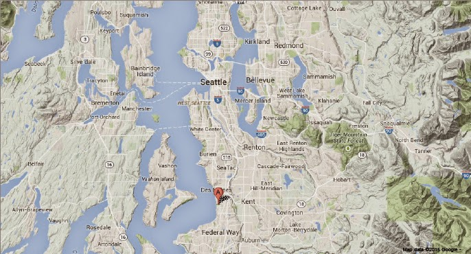 Sciency Thoughts: Three homes evacuated after landslide in Des ...