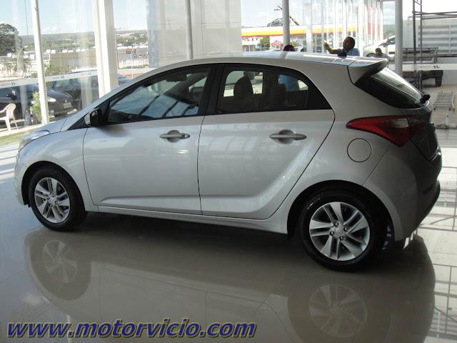 Carro HB20 Hyundai