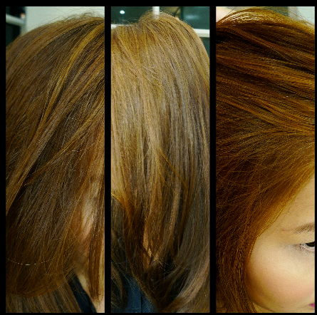 Hair makeover at entice the salon the beauty junkee for A different angle salon