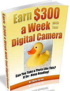 Earn $300 A Week With Your Digital Camera