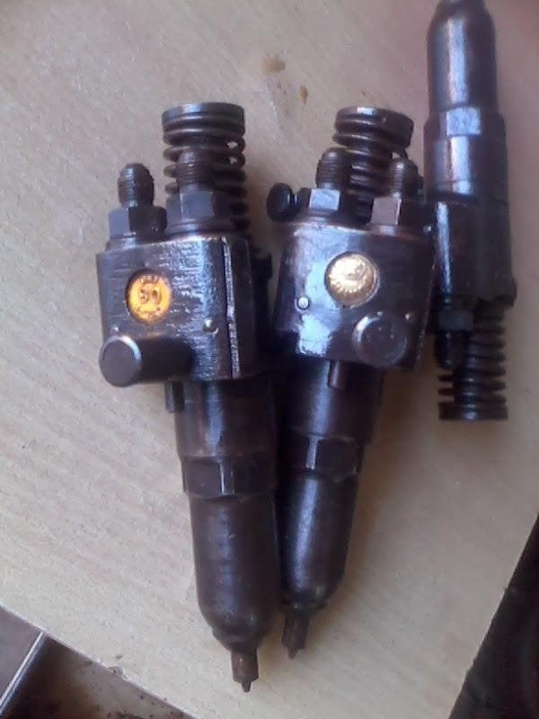 Detroit fuel injectors for sale