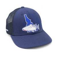 Idaho fishing Hat RepYourWater