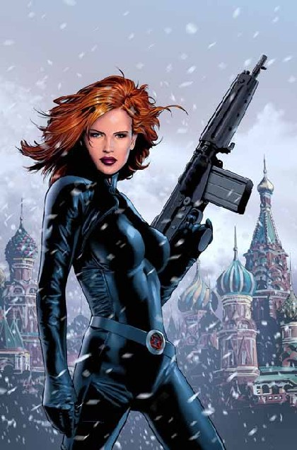Black Widow Character Review - 3