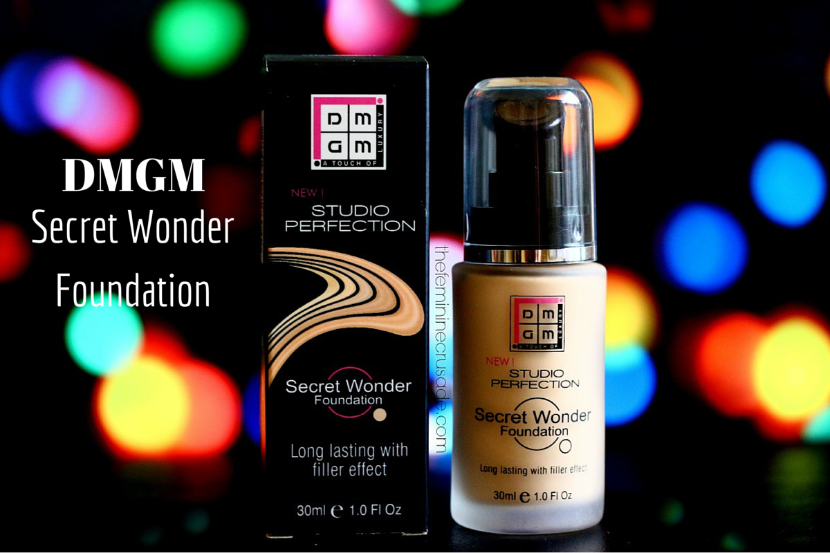 DMGM Secret Wonder Foundation