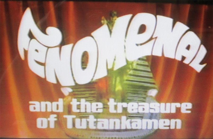 Lost Video Archive: Phenomenal and the Treasure of Tutankhamen