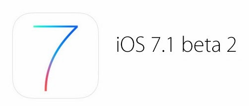 Apple iOS 7.1 Beta 2 IPSW