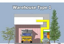Warehouse Type 1