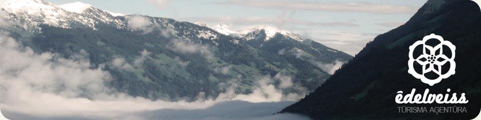 Tūrisma aģentūra - Ēdelveiss | lēti ceļojumi | kalnu tūres