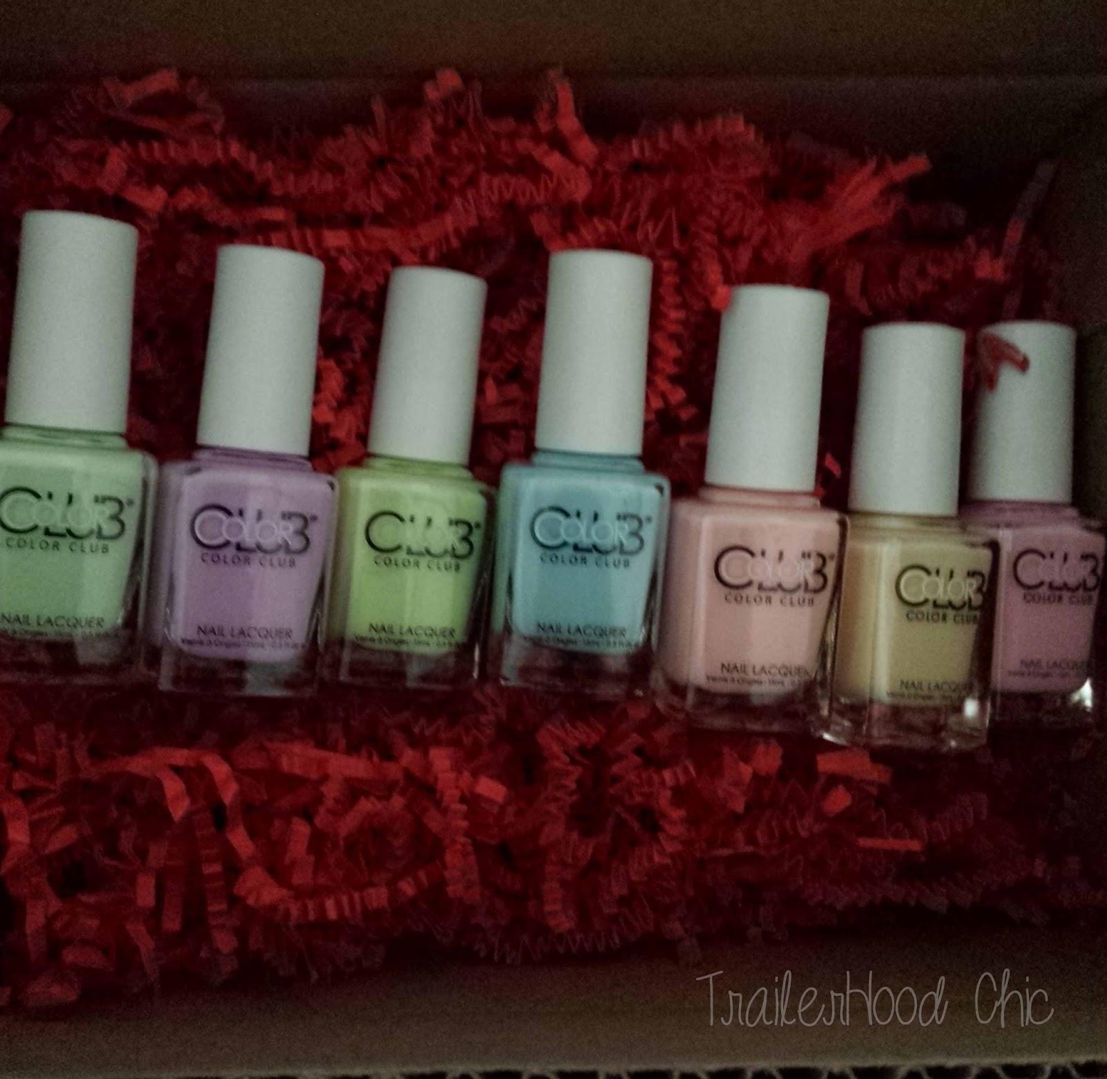 atlanta nail meetup polish shopping