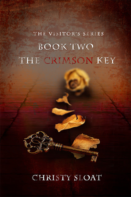 Cover Reveal: The Crimson Key by Christy Sloat