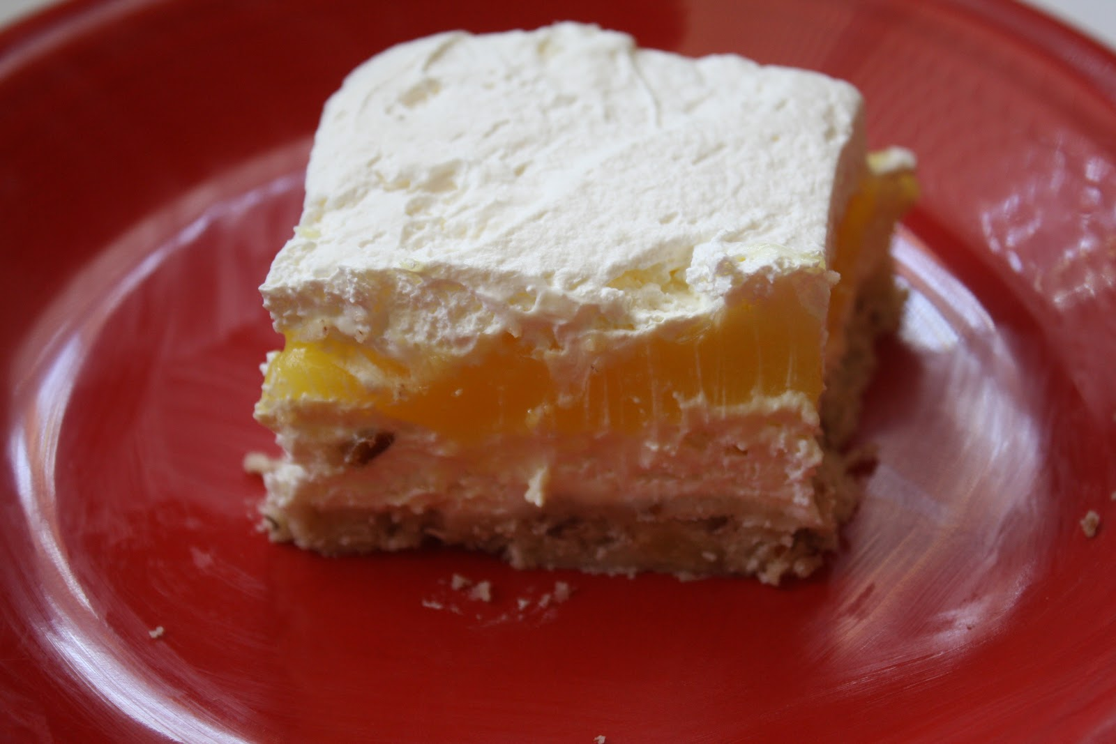 lemon dessert with cream cheese