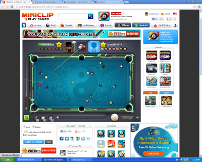 Cheat 8 Ball Pool Pakai Cheat Engine