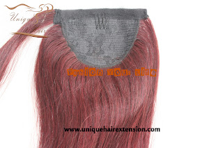 European virgin remy ponytail