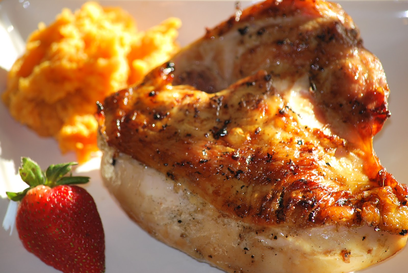 Grilled Island Chicken Recipe — Dishmaps