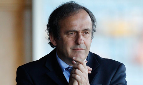 O possível futuro da Fifa: Platini