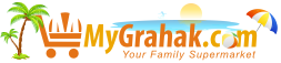 MyGrahak Shopping Logo
