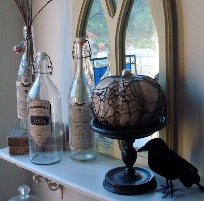 DIY Halloween Decor projects by StarshineChic