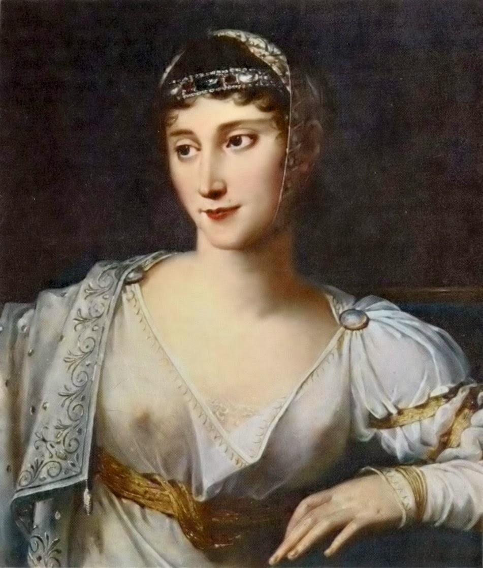 Paolina Bonaparte, Principessa Borghese