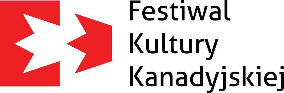 Logo Festiwalu Kultury Kanadyjskiej