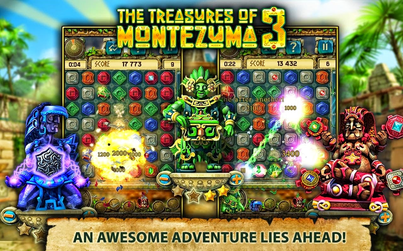 The Treasures Of Montezuma 3 Full