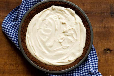 lemon-and-lime icebox pie