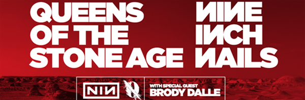 Nine Inch Nails, Queens of the Stone Age & Brody Dalle to tour together