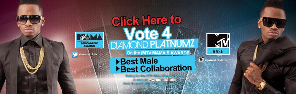 VOTE FOR DAIMOND PLATNUMZ