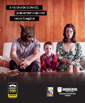Contra a Violência Infantil