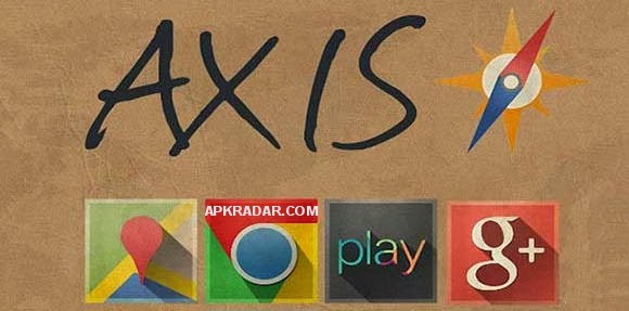 Axis-icon-pack